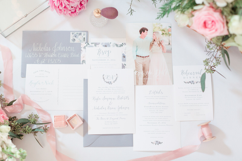 Invitation Suit By AL Weddings Photography