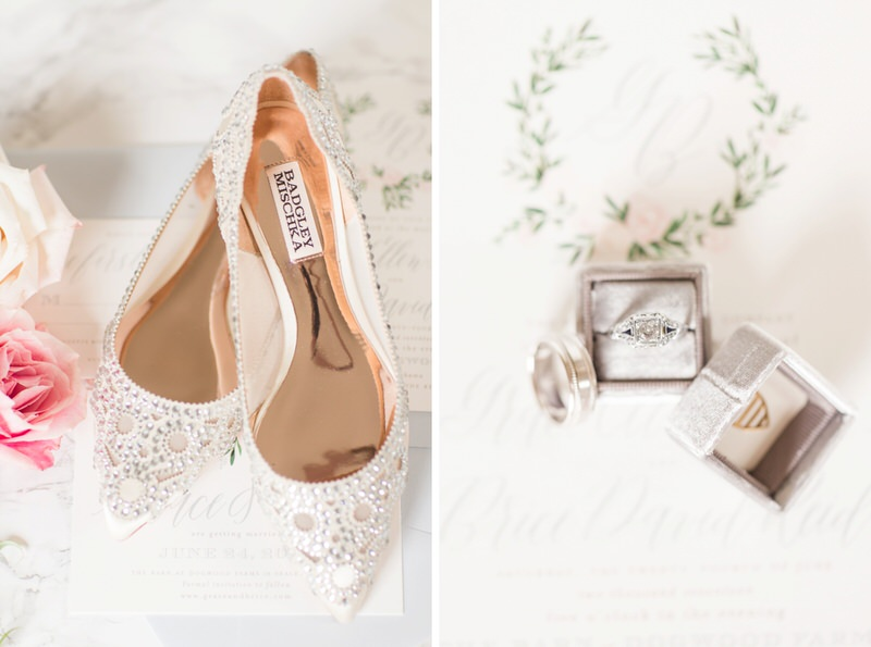 Southern Bride Wedding Details