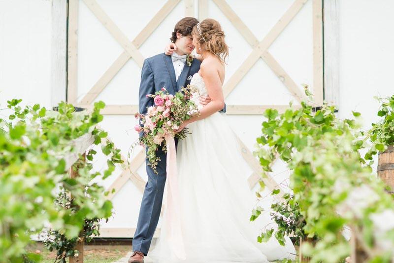 The Barn at Dogwood Farms Elgegant Spring Wedding Photography-180